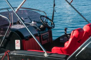 Visit Mali Losinj and Losinj archipelago with rented speed boat