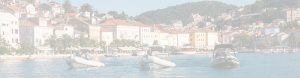 Rent a boat in port of Mali Losinj