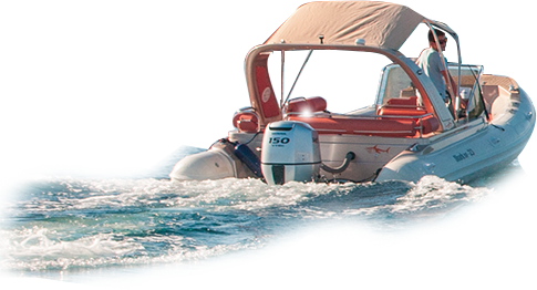 Speed boat for rent in Mali Losinj and Cres