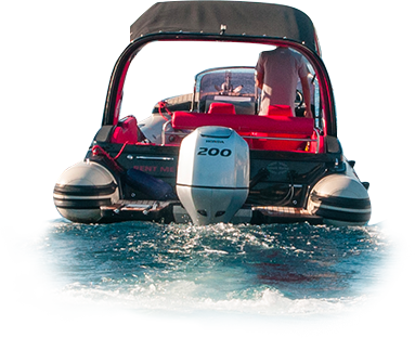 Luxury speed boats for rent in Mali Losinj and Cres